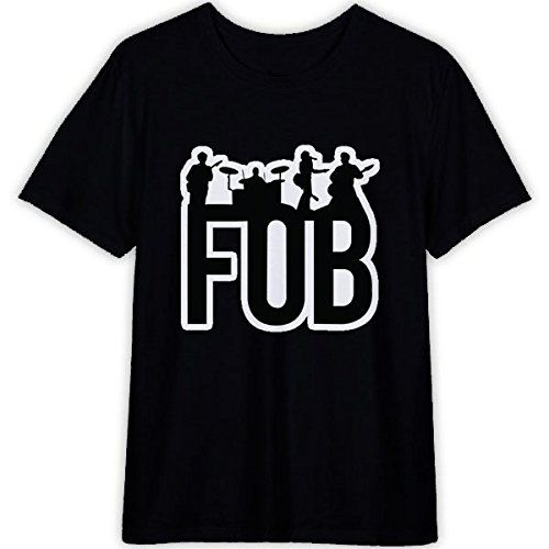 f1ea902c9b Fall Out Boy Type and Siluet T Shirt for Man s Cotton T-S…