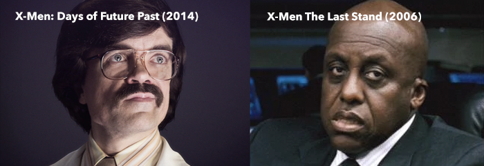 Dr Bolivar Trask In X Men The Last Stand 2006 And X Men Days Of Future Past 2014 Last Stand Days Of Future Past X Men