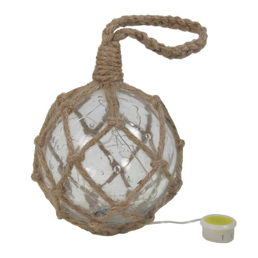 SONOMA Goods for Life™ Light-Up Rope Ball Table Decor ()
