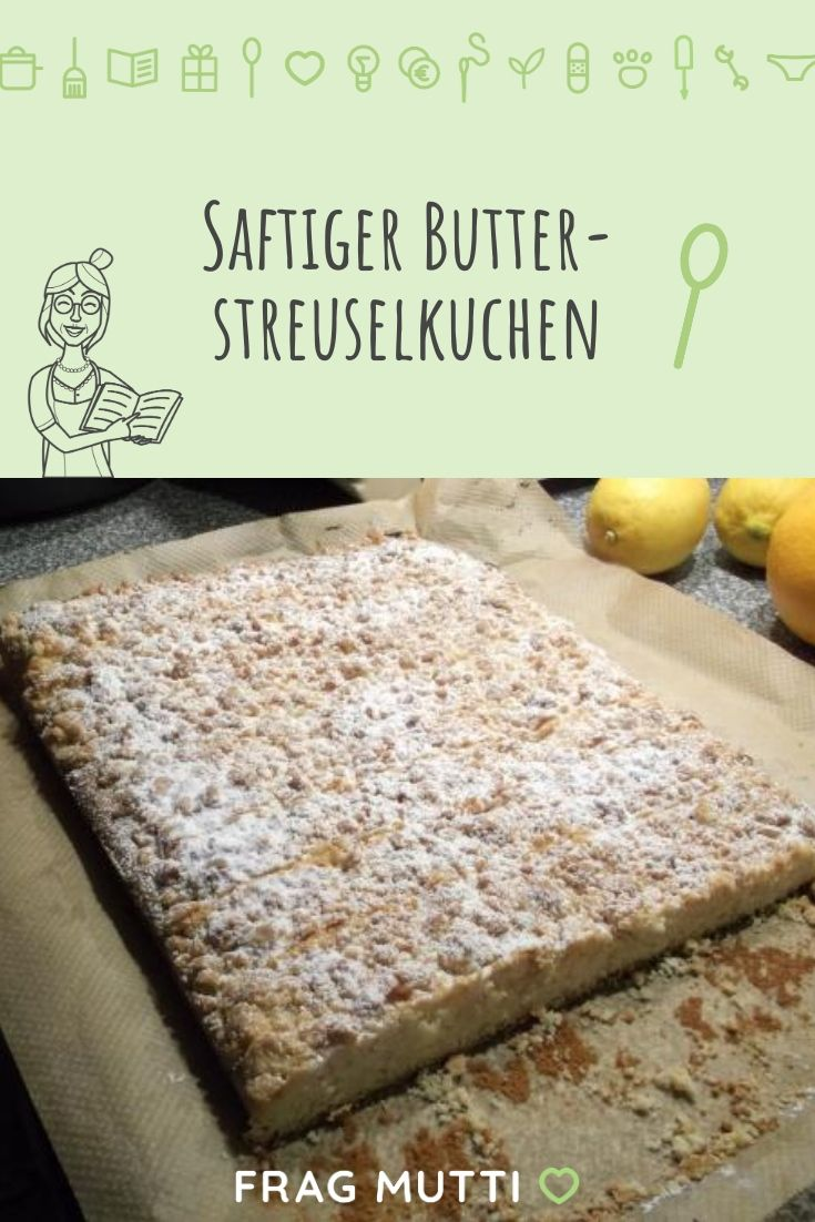 Butterstreuselkuchen #recipeforpuffpastry