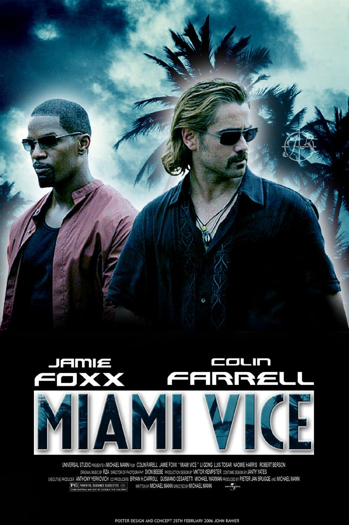 miami vice 2006 action crime starring colin farrell jamie foxx li gong. Black Bedroom Furniture Sets. Home Design Ideas