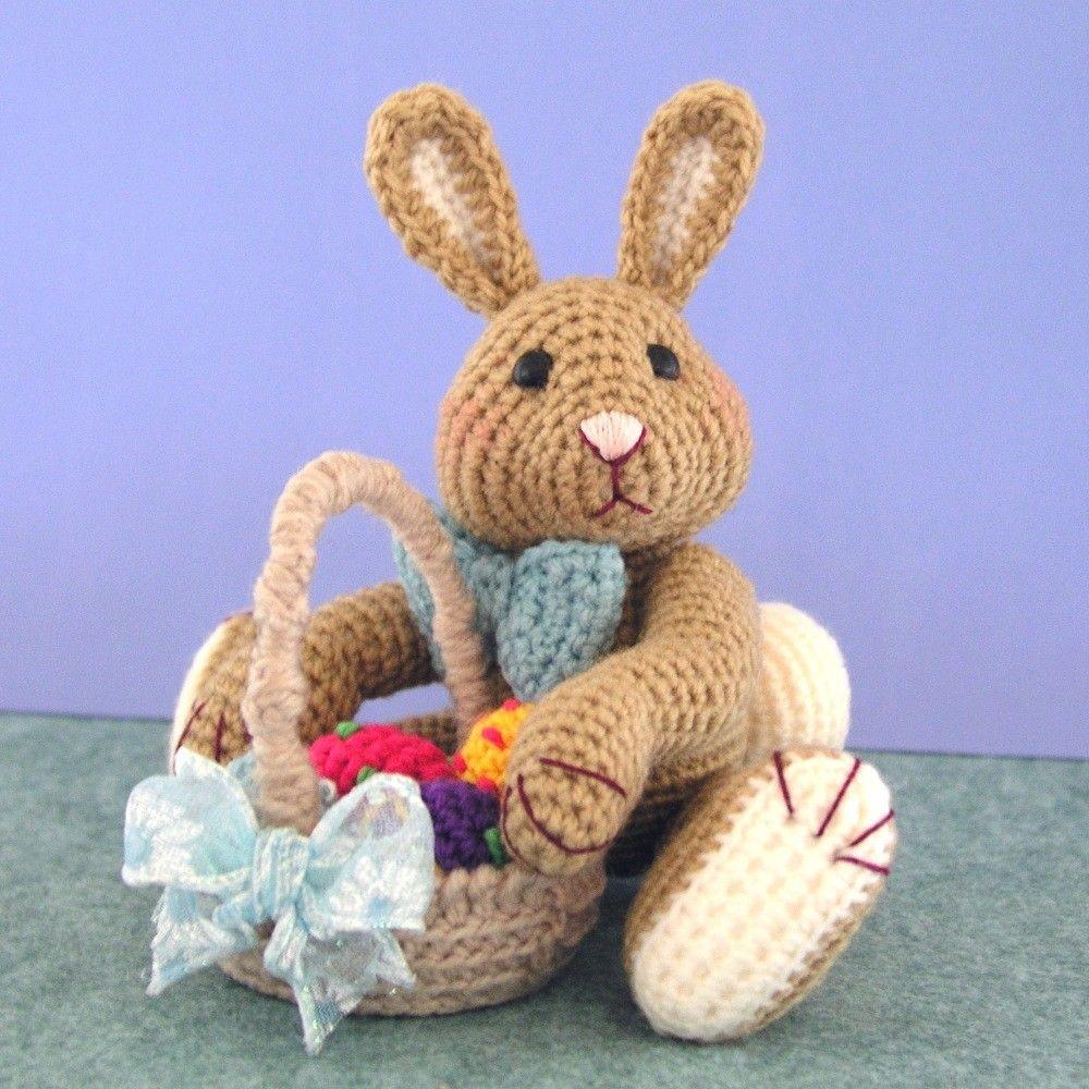 Crochet Pattern Easter Bunny Crochet Pinterest Crochet
