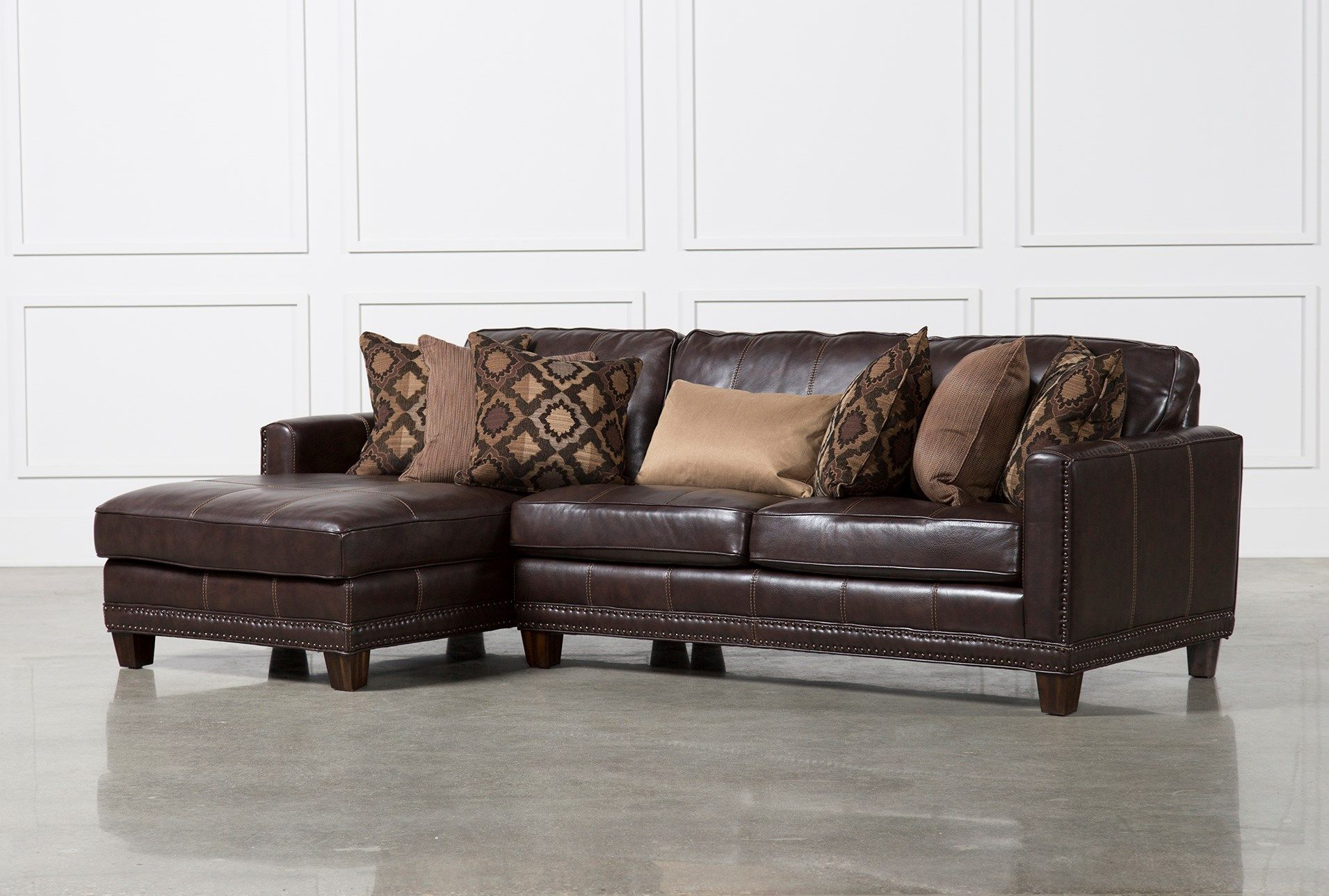 Swell Barnaby 2 Piece Sectional W Laf Chaise Living Spaces Beatyapartments Chair Design Images Beatyapartmentscom
