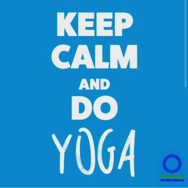 And do yoga