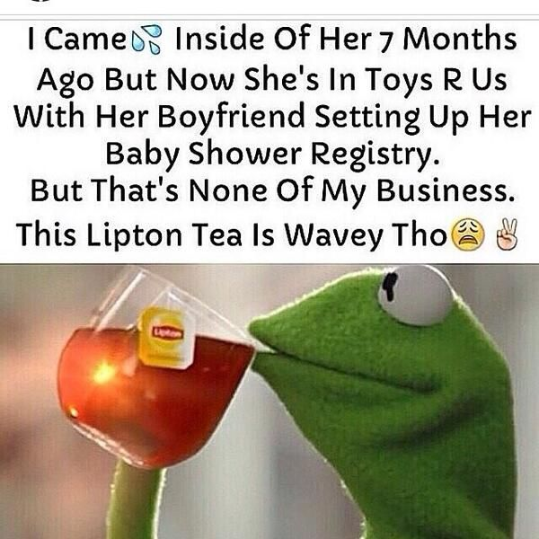Kermit The Frog None Of My Business kermit the frog But Th...