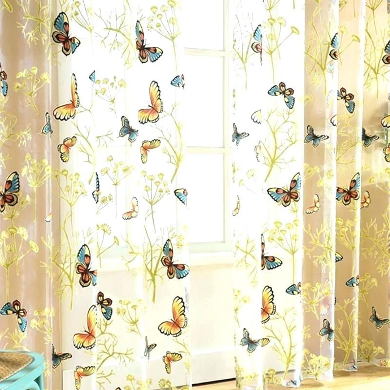 Butterfly Kitchen Decorations Pushpencil Kitchen Decor Decor Cool Curtains