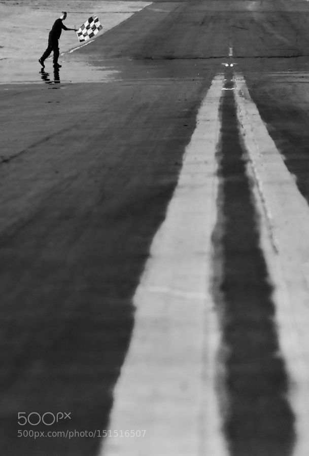 Flagman by PetriHakala1 Sport Photography #InfluentialLime
