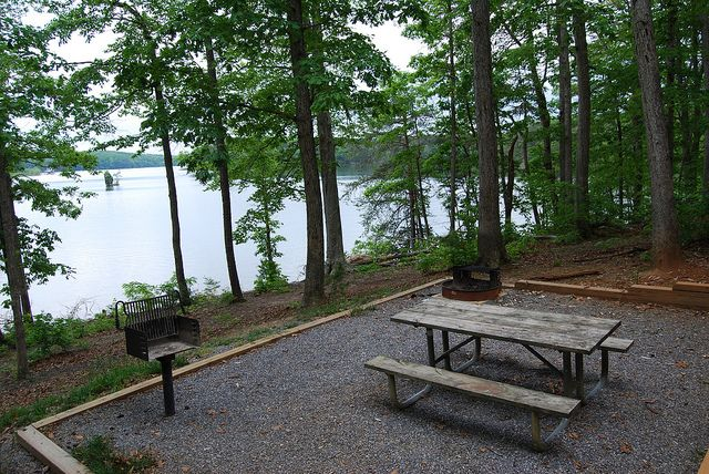 Smith Mountain Lake Camping & Campgrounds (With images ...