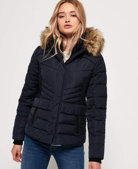 Superdry Glacier Biker Jacket | Jackets for women, Jackets