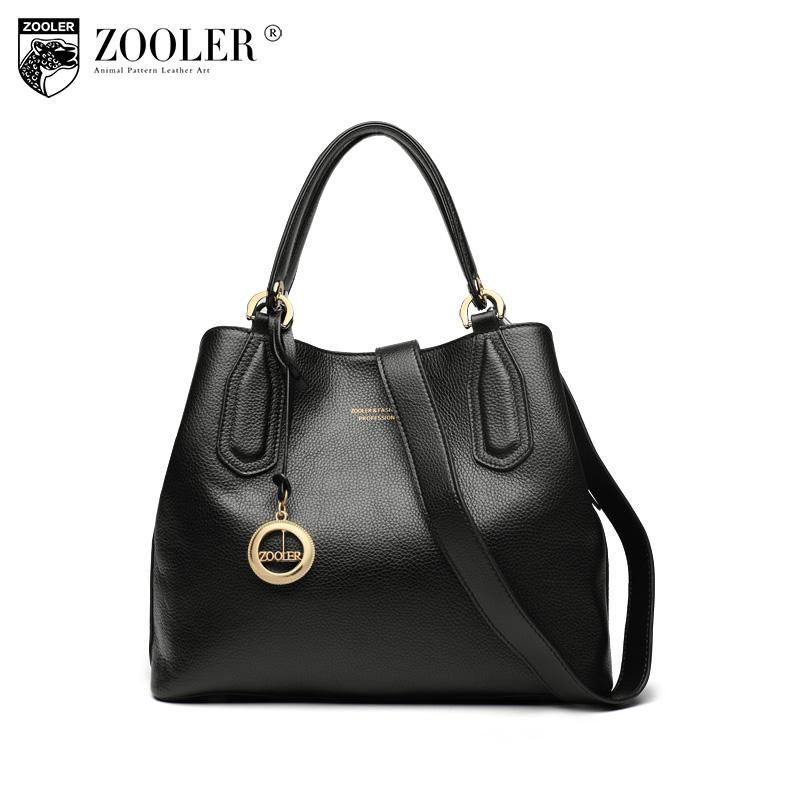 d9fcb24a9a35 ZOOLER Genuine Leather Bags for Women Luxury Handbags Women Bags ...