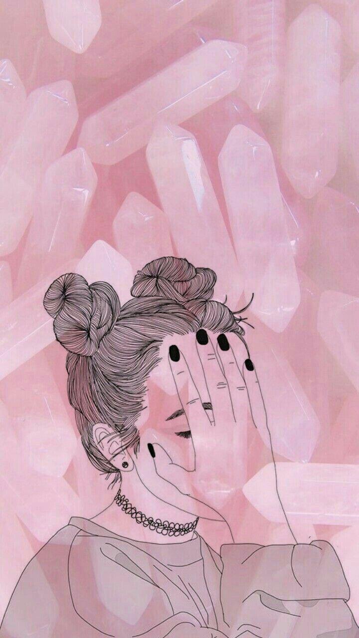 Mina berlin wallpapers tumblr wallpaper emoji - Teen iphone wallpaper ...