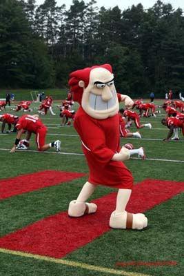 Saint Francis University Red Flash Frankie The Friar It Was