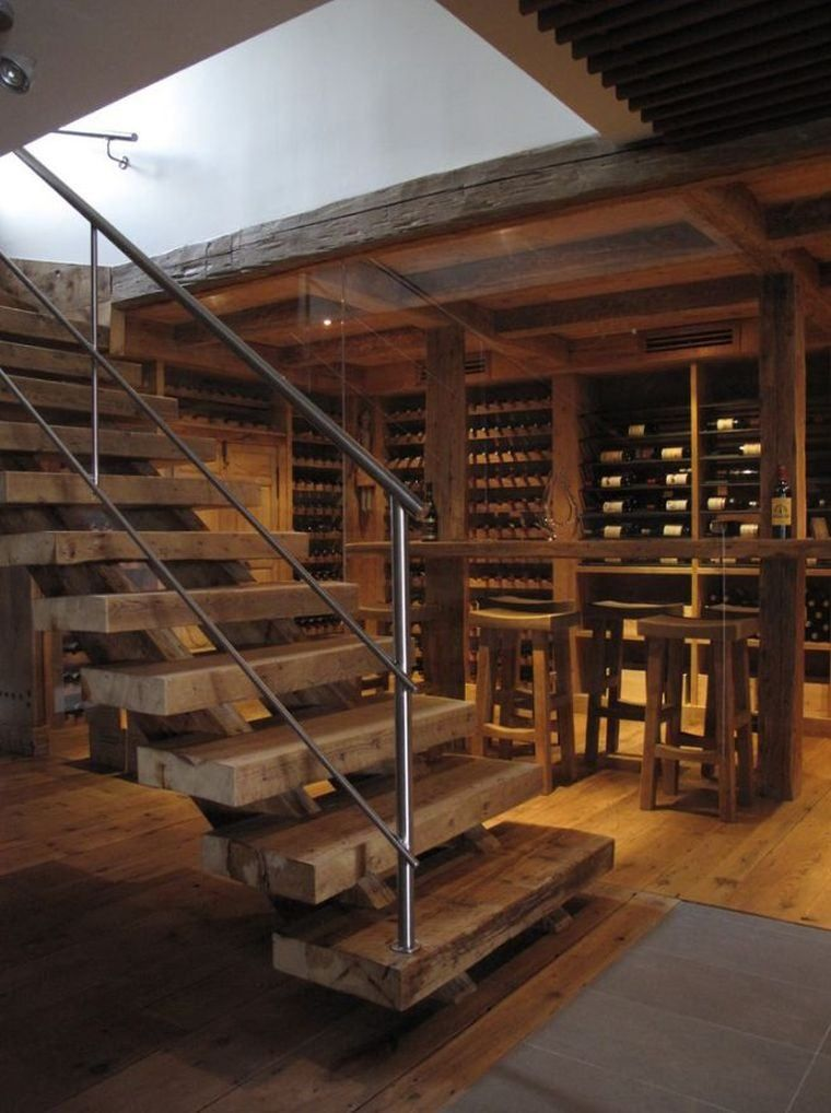 am nagement cave solutions modernes pour petits espaces cave sous sols et bar. Black Bedroom Furniture Sets. Home Design Ideas