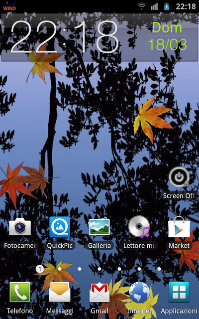 Water Falling Leaves Live Wallpaper Root Users Xda Developers Water Live Wallpaper Live Wallpapers Autumn Leaves