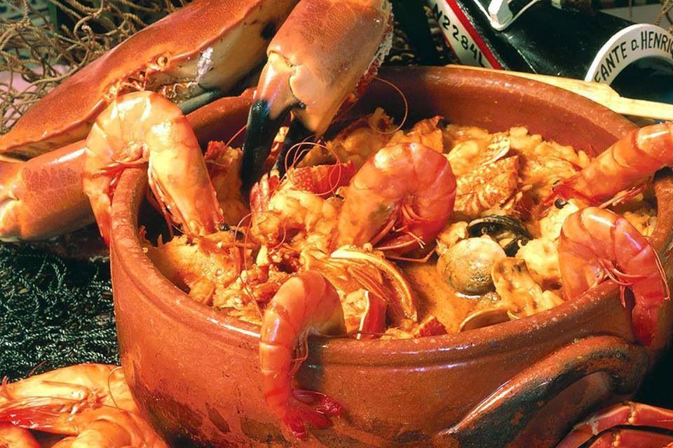 Cataplana  de bacalhau-'É bom  viver no Algarve