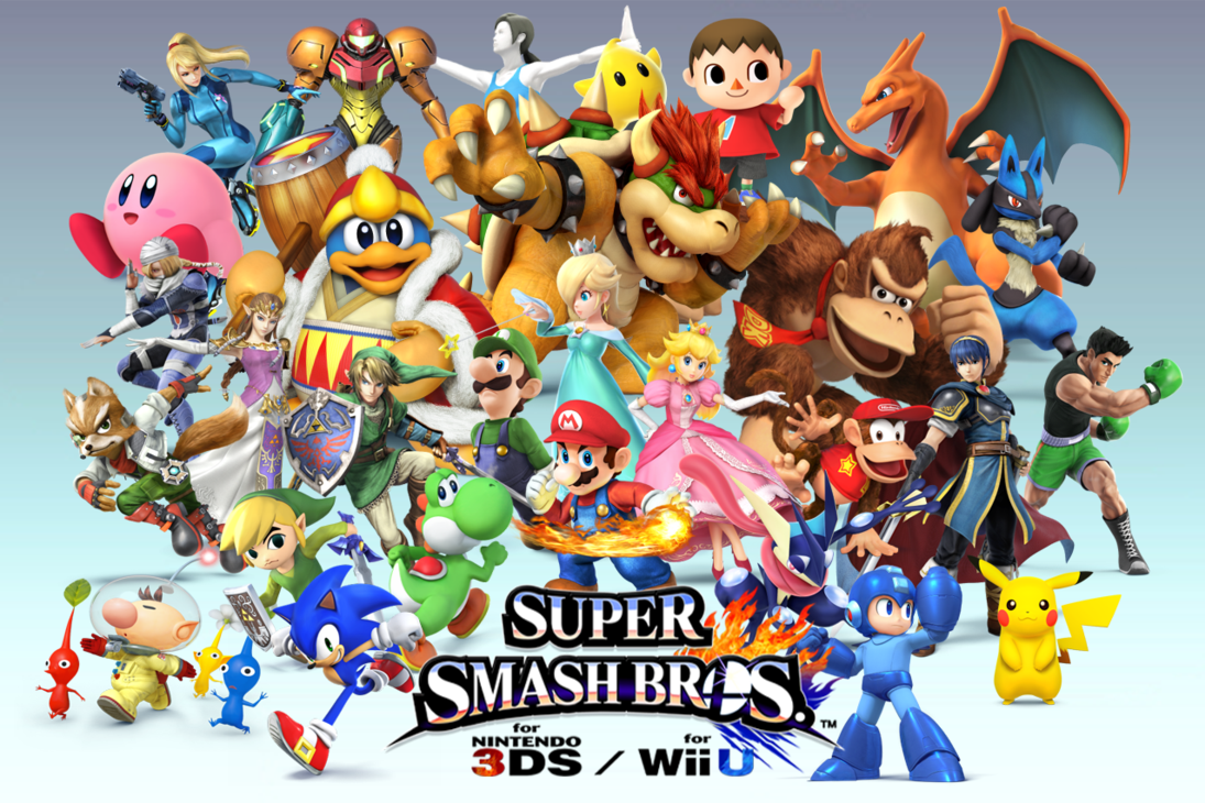 Nintendo To Sponsor Super Smash Bros Tournament Nintendo Super