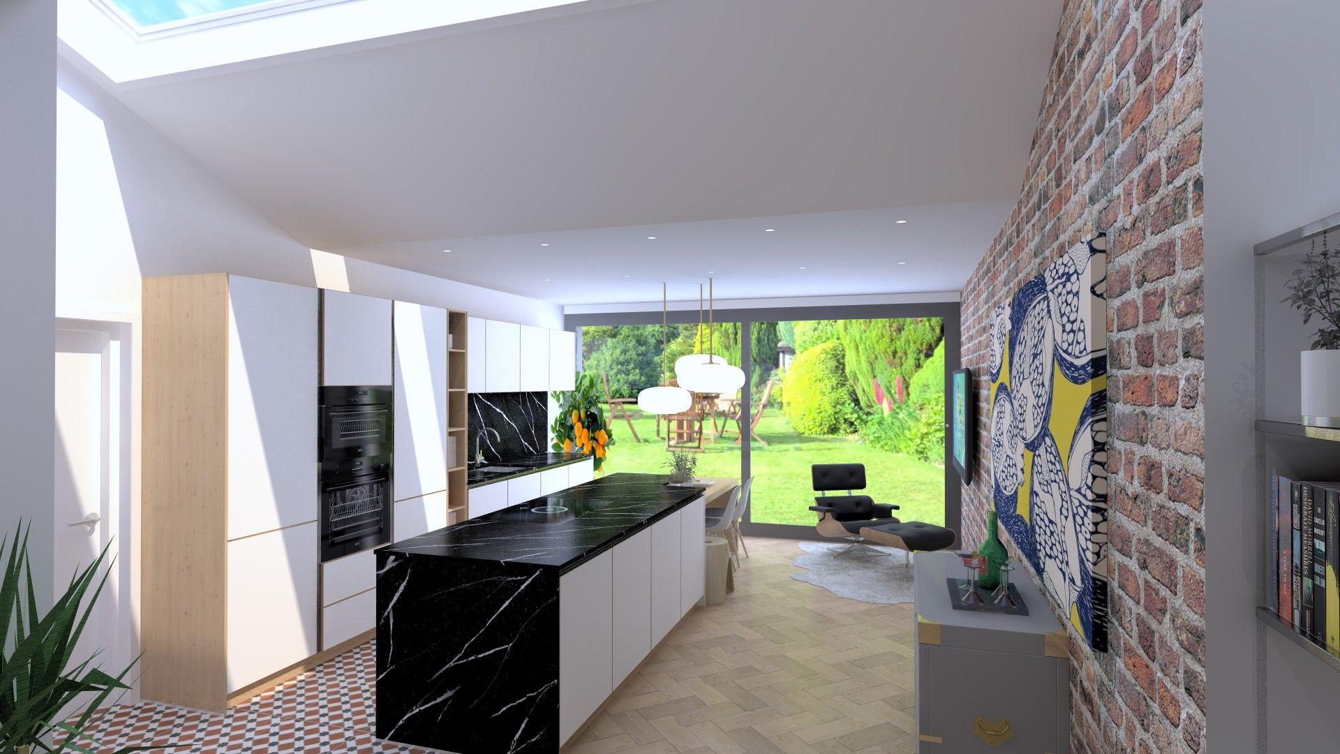 Best Schüller Strato Matt Kitchen With Images German 400 x 300