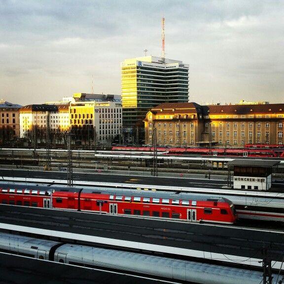 munich hauptbahnhof Hauptbahnhof
