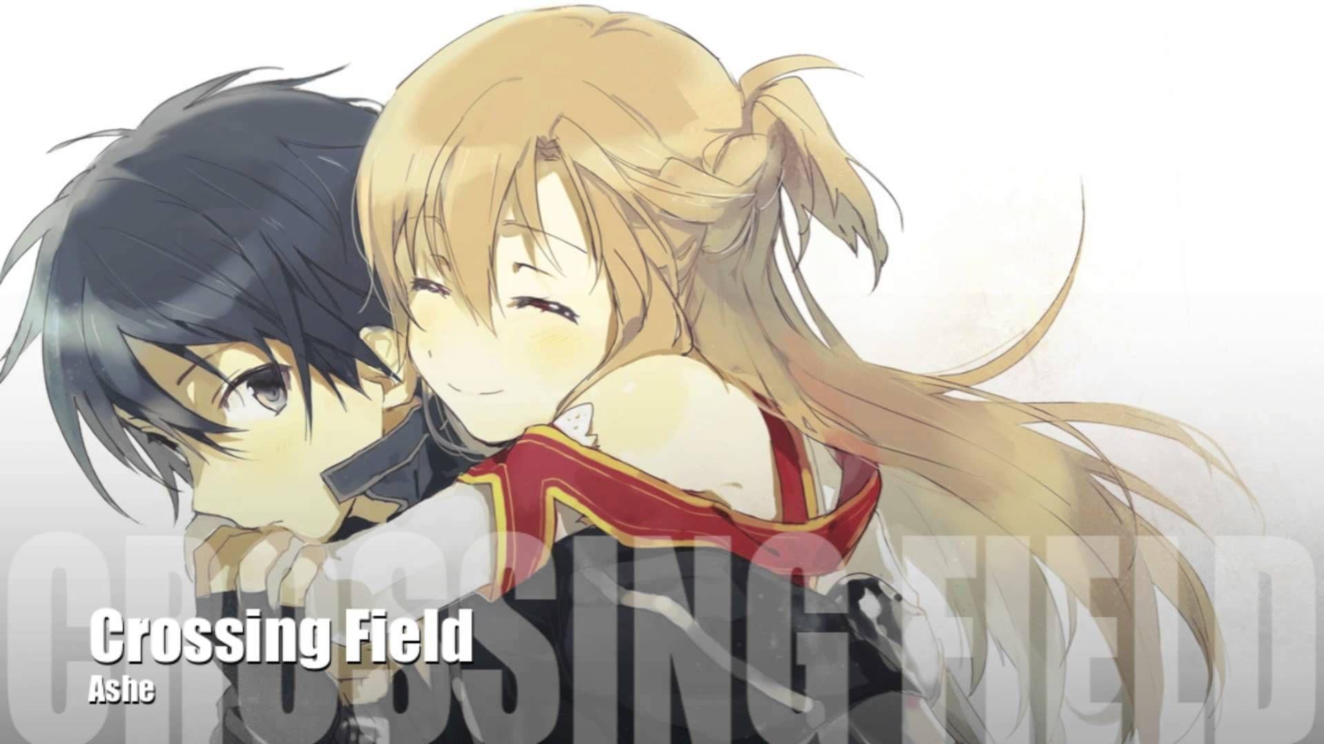 [Sword Art Online OP] Crossing Field【Ashe】ENGLISH