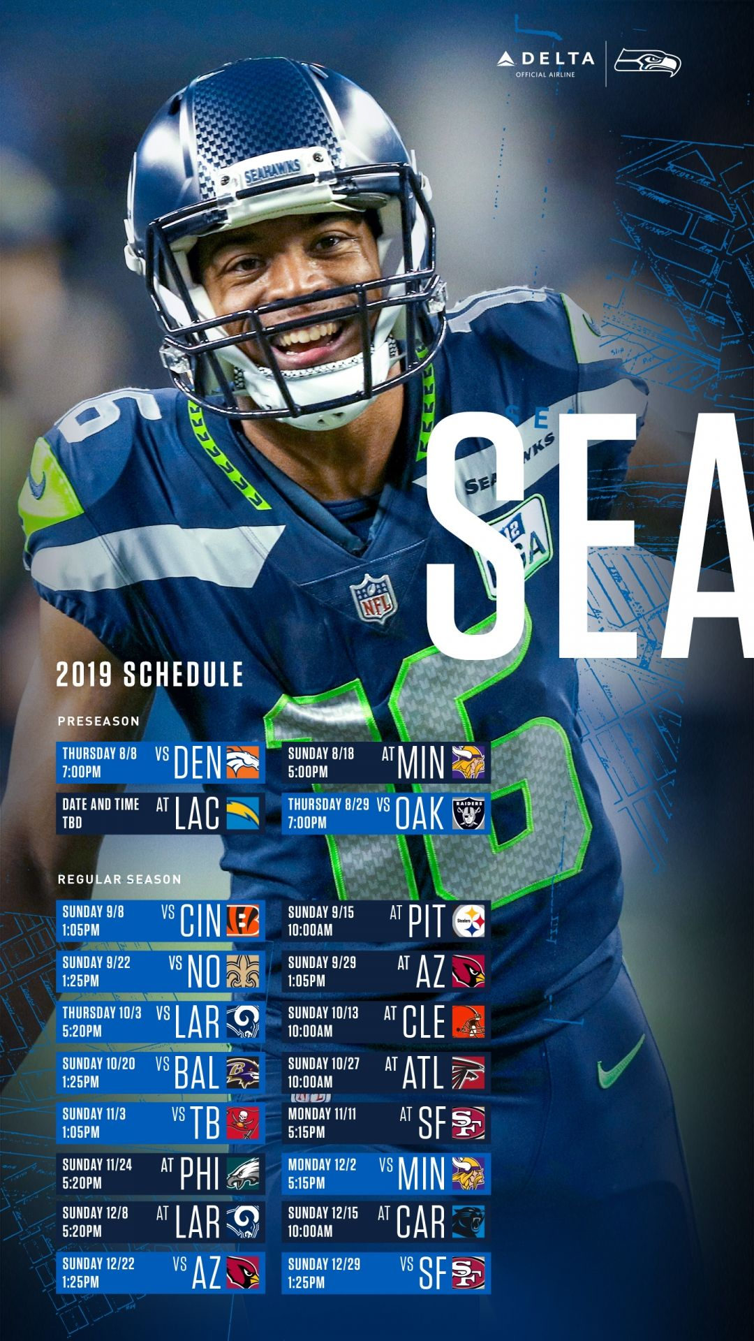 Seattle Seahawks Wallpaper Android In 2020 Seattle Seahawks Seahawks Seahawks Schedule