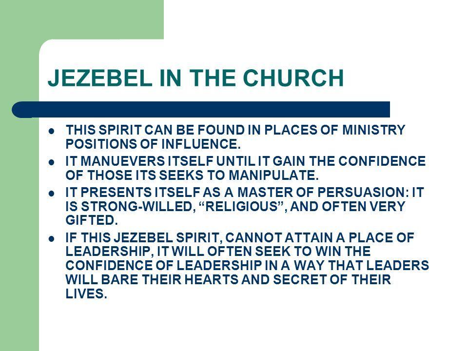 the jezebel spirit - Google Search | The Jezebel Spirit