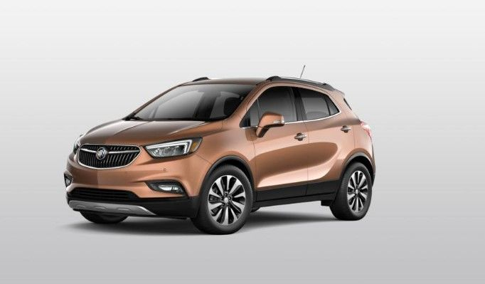 buick encore colors review