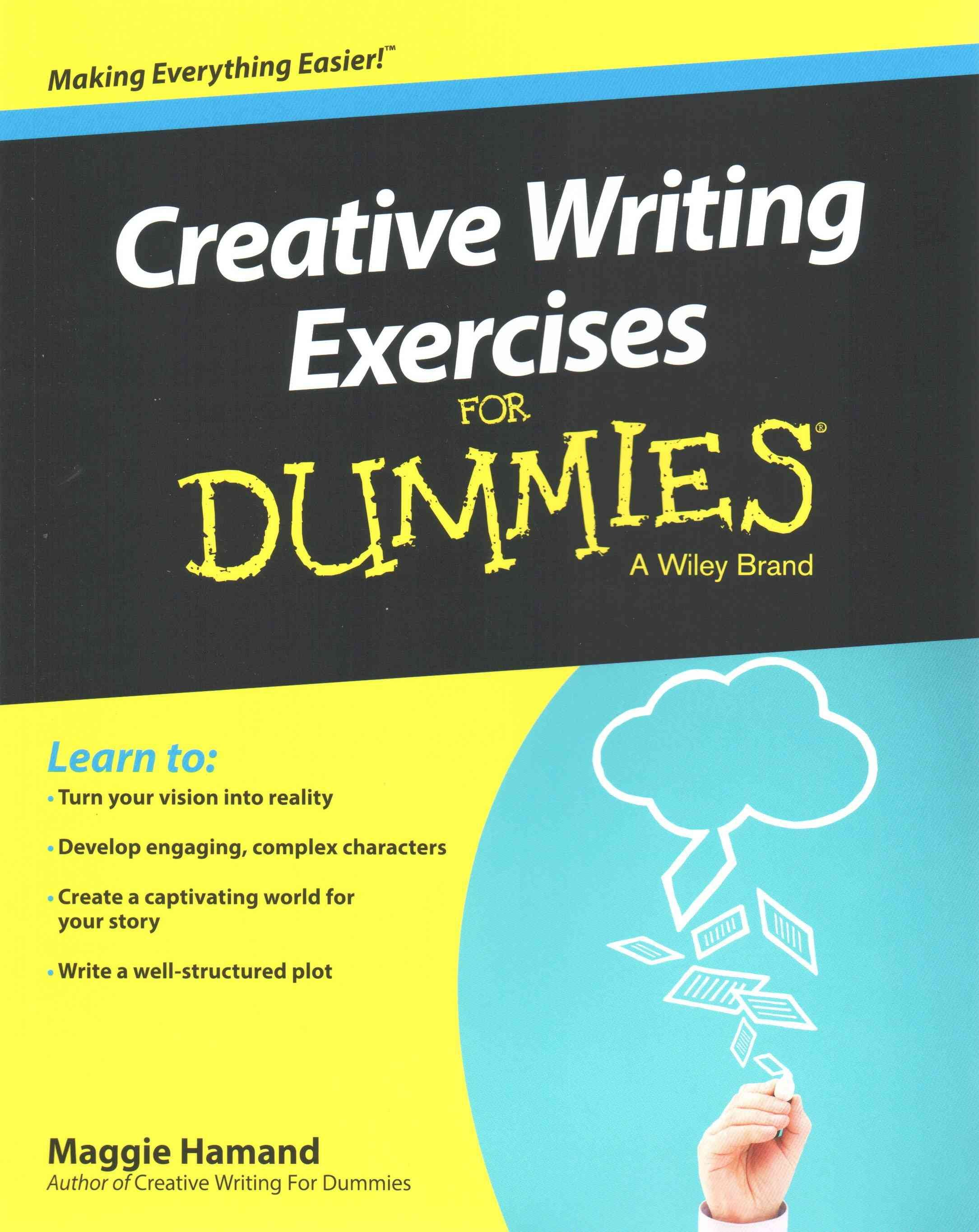 Creative Writing Exercises For Dummies Paperback