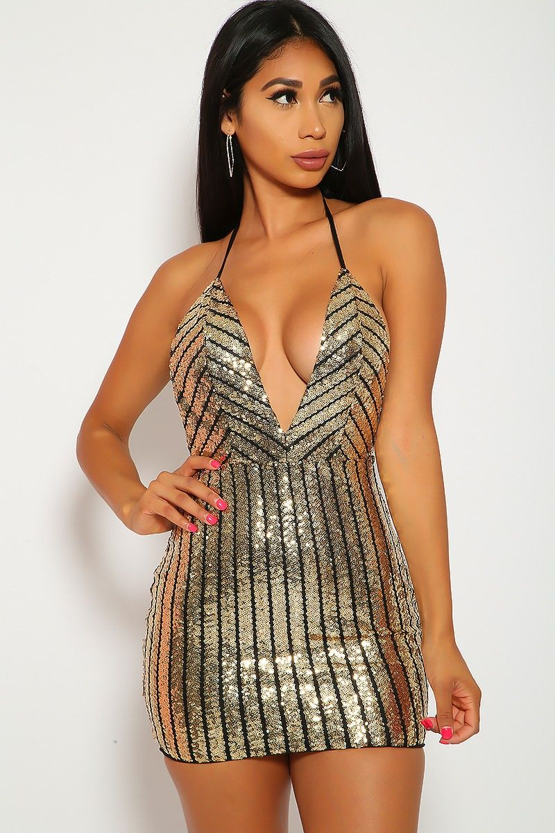this dress is great for an eye catching look on a night out