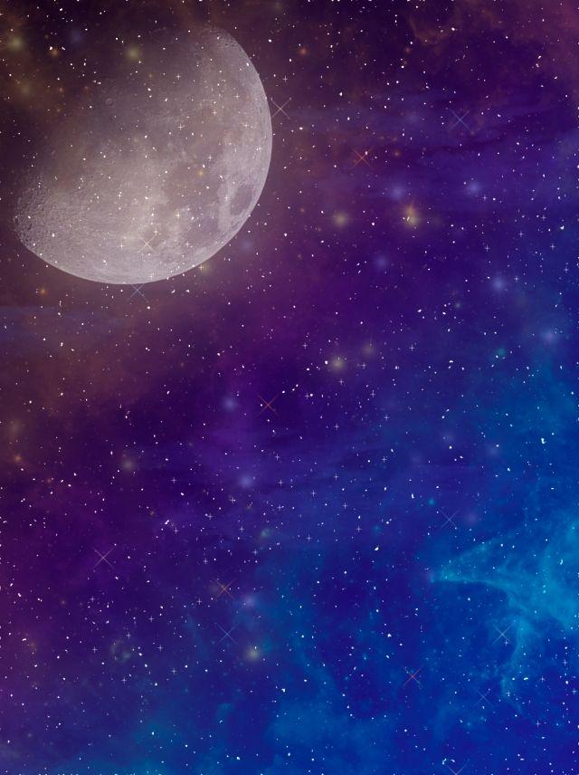 نقية جميلة خلفية النجوم السديم Holographic Background Galaxy Background Red Background Images