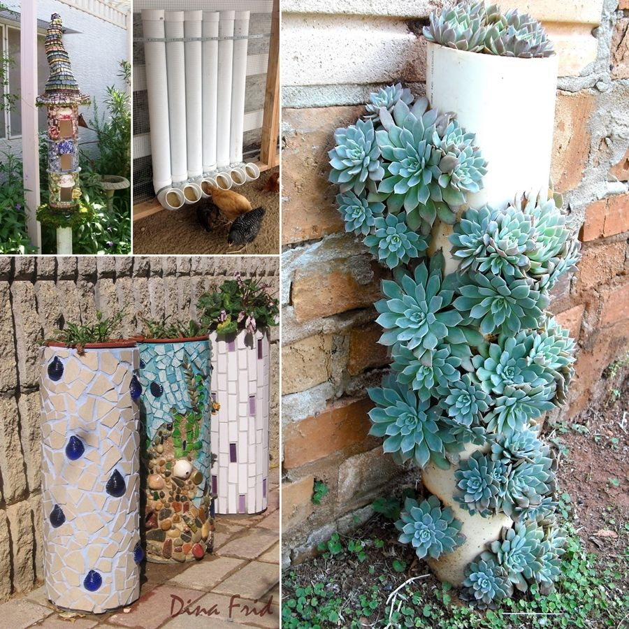 Pvc Garden Projects: Pin By Amazing Interior Design On Great Ideas