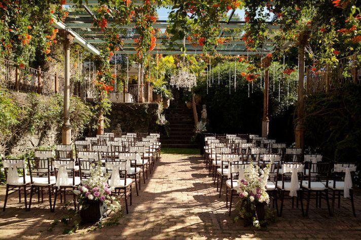 Enchanted garden wedding venue also malibu by alchemy fine events www