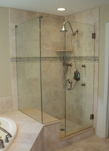 Fresh L&L Glass L and L Glass Denver Shower Doors Unique - Awesome bathtub glass enclosure Trending