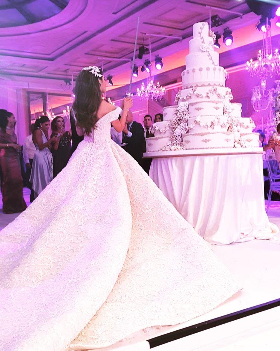 Gaelle Yessayan Wedding Dress | POPSUGAR Fashion | FAIRYTALE ...