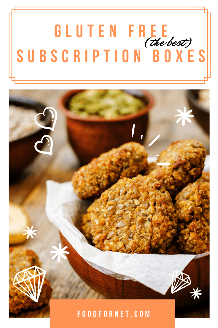 Top 14 Gluten-Free Subscription Boxes | Gluten free meal ...