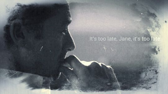 it's not too late Jane!