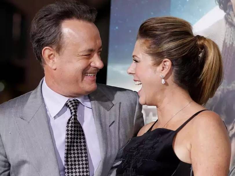 Koronaviruse Yakalanan Unluler 2020 Tom Hanks Unluler Aktor
