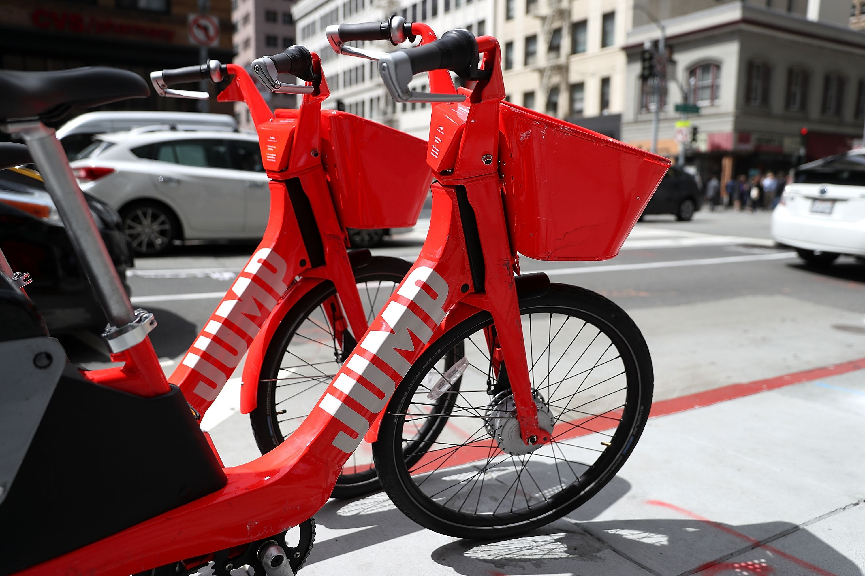 Uber Plans Shift To E Bikes And Scooters For Short Inner City