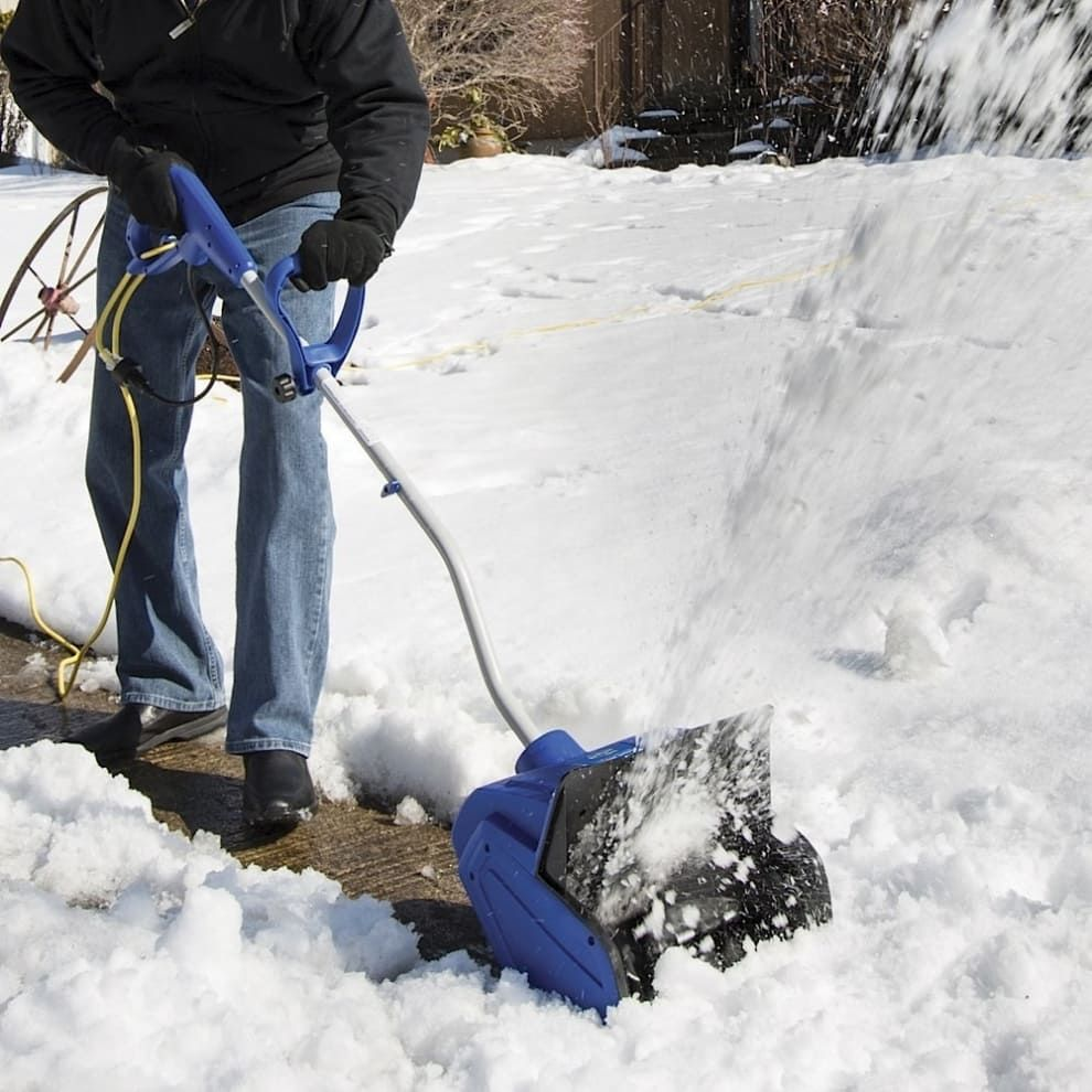 31 Things To Help You Have A Completely Epic Snow Day Electric Snow Shovel Snow Shovel Snow