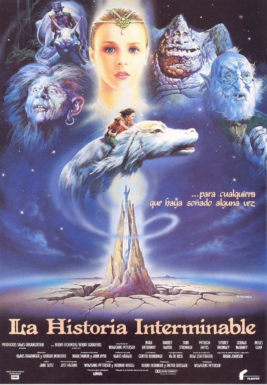 #The_Neverending_Story(1984) #Noah_Hathaway
