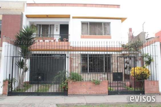 Casa en Venta Cercado de Lima Casa de 3 pisos, Casas
