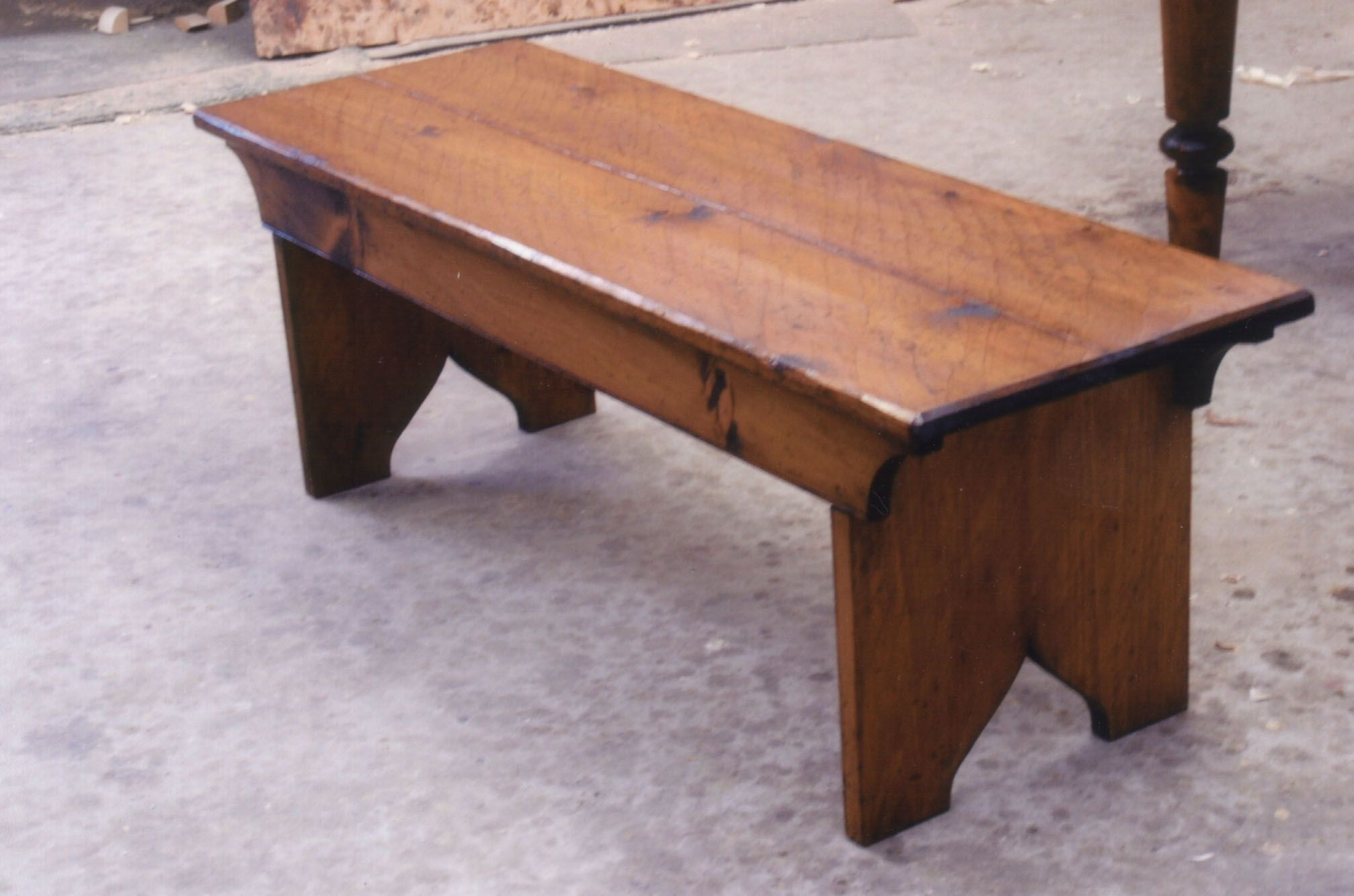 bench pictures | Pine Farmhouse Table Benches areavailable ...