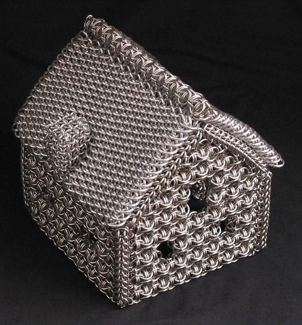 Chainmail House Go To Website For Chainmail Tutorials On