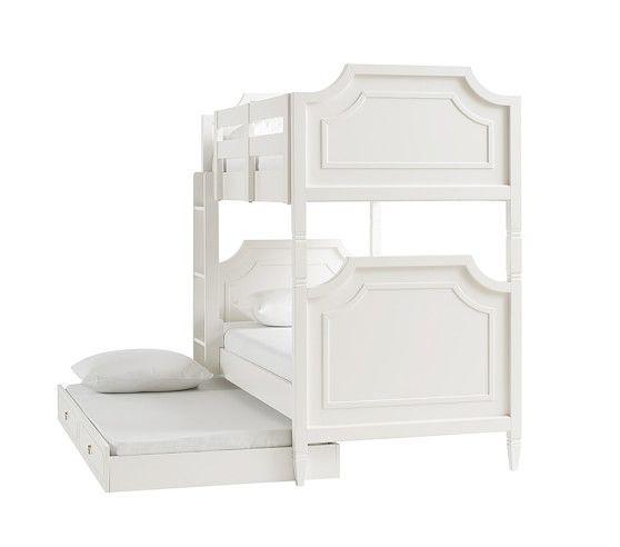 Ava Regency Twin Over Twin Bunk Bed In 2020 Bunk Beds Bunk Bed