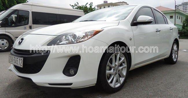 Thuê Xe 4 Chỗ Mazda 3S giá rẻ tại Hà Nội - 0949 856 070 / 0942 963 489
