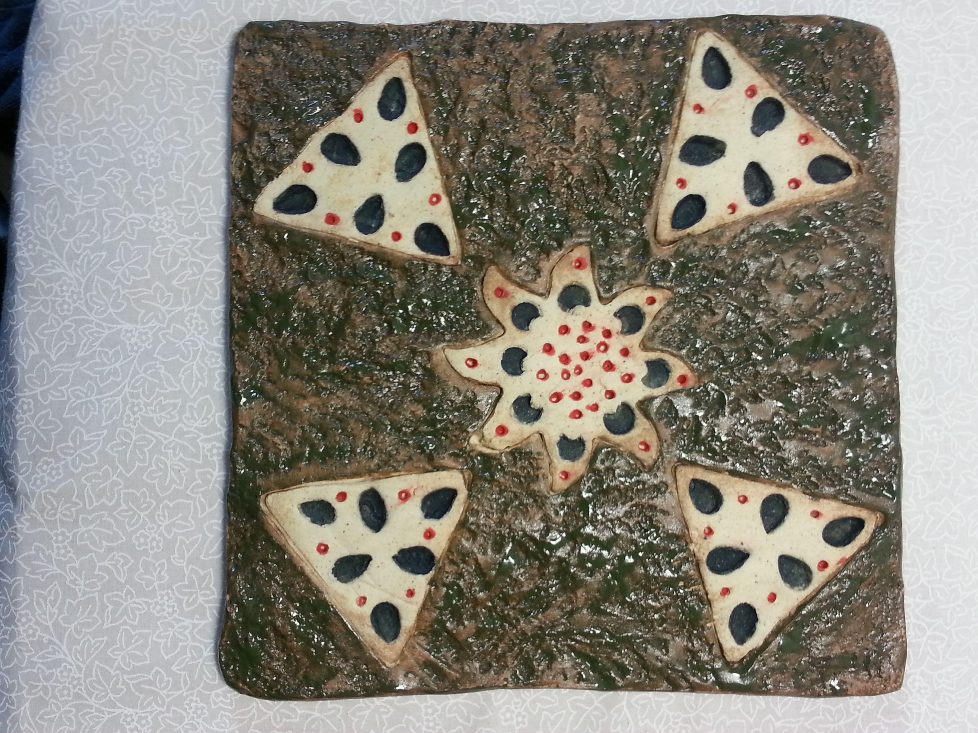 Samuel Turner - Ceramic Tile