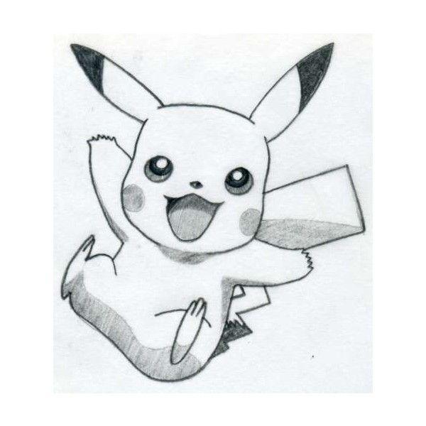 Anime · how to draw pikachu