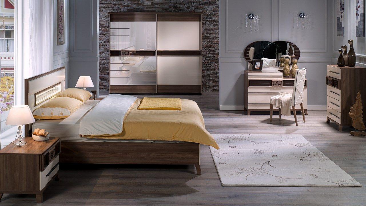 Otantik Yatak Odasi Takimi Yatak Odalari Bed Furniture