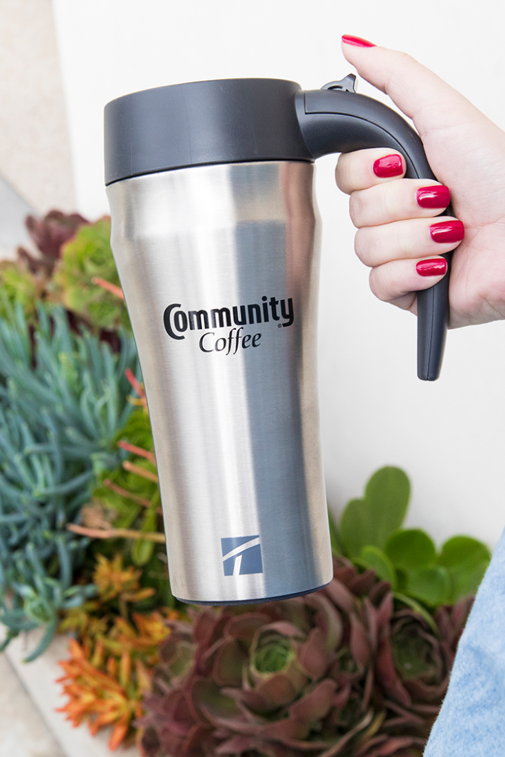 Early mornings call for sunshine & coffee.