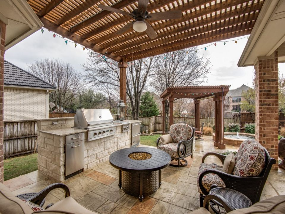 McKinney Makeover - Deck (With images)   Outdoor living ...