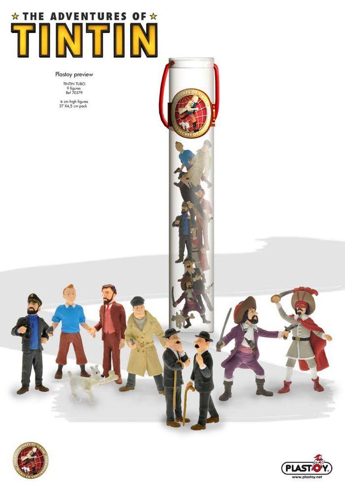 Tintin movie toys want